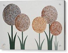Fun Colours  3 Acrylic Print