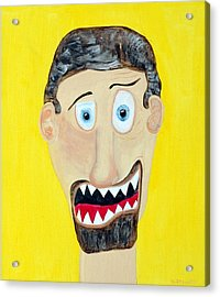 Funist Acrylic Print by Sal Marino