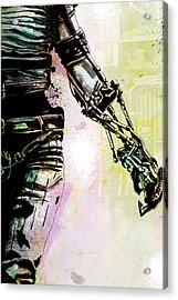 Furiosa Acrylic Print