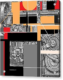 Furnace 2 Acrylic Print