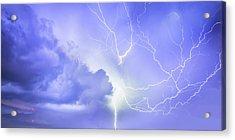 Fury Of The Storm Acrylic Print