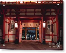 Fushimi Inari Taisha, Kyoto Japan 2 Acrylic Print