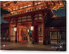 Fushimi Inari Taisha, Kyoto Japan Acrylic Print