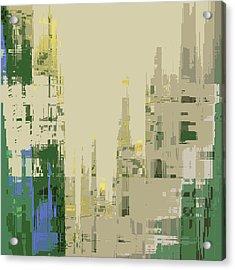 Futura Circa 66 Acrylic Print