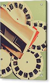 Gadgets Of Nostalgia Acrylic Print