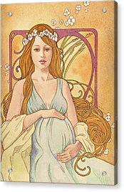 Gaia Reverie Acrylic Print