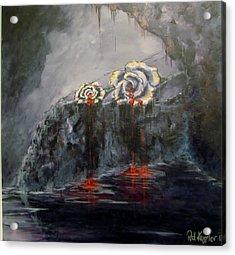 Gaia's Tears Acrylic Print