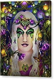 Galadriel Acrylic Print
