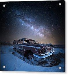 Galaxie 500 Acrylic Print