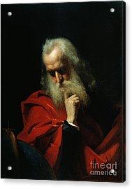 Galileo Galilei Acrylic Print