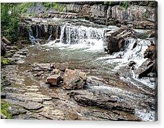 Gallatin River Montana Acrylic Print