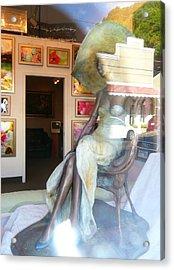 Gallery Window Acrylic Print