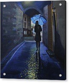 Galway Girl Acrylic Print