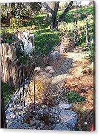 Garden 1 Acrylic Print