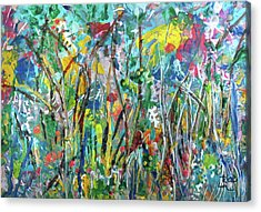 Garden Flourish Acrylic Print
