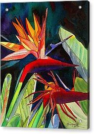 Garden Of Paradise Acrylic Print