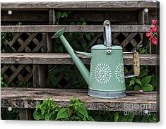 Gardeners Friend Acrylic Print