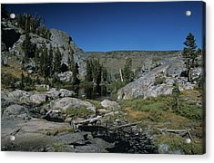 Garnet Lake Outlet Stream Acrylic Print