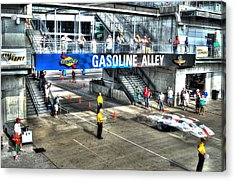 Gasoline Alley 2015 Acrylic Print