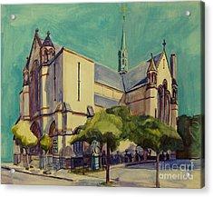 Gate Of Heaven Church Acrylic Print