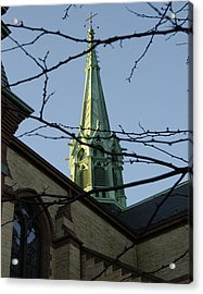 Gate Of Heaven Church Acrylic Print