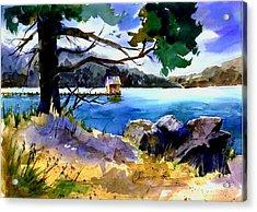 Gatekeeper's Tahoe Acrylic Print