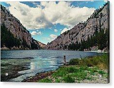 Gates Of The Mountains Acrylic Print