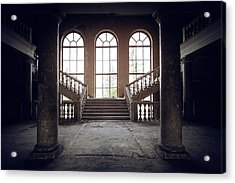 Gates To The Light Acrylic Print by Svetlana Sewell