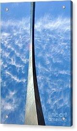 Gateway Arch 4 Acrylic Print by Marty Koch