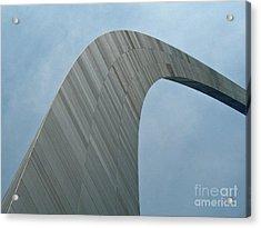 Gateway Arch Acrylic Print