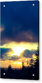 Gateway To The Heavens Acrylic Print