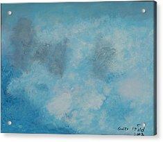 Gathering Storm Acrylic Print by Harris Gulko