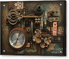 Gauge This Acrylic Print