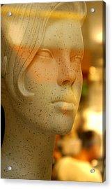 Gemima 2 Acrylic Print by Jez C Self