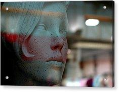 Gemima Acrylic Print by Jez C Self