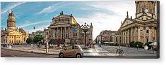 Gendarmenmarkt Platz / Berlin Acrylic Print