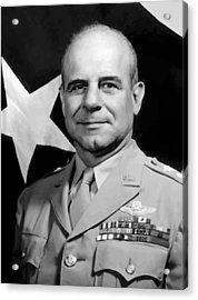 General Doolittle Acrylic Print by War Is Hell Store
