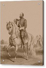 General James Garfield Acrylic Print