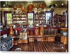 General Store Alive Acrylic Print