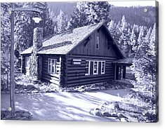 General Store Acrylic Print by Larry Keahey