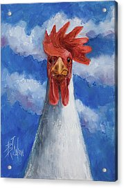 General Tso Acrylic Print by Billie Colson