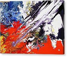 Genesis Acrylic Print by Ralph White
