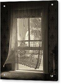 Gentle Breeze Acrylic Print by Lyle  Huisken