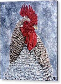 Geoff Acrylic Print
