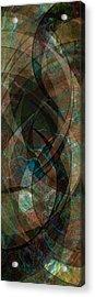 Geometry Of Chance IIi Acrylic Print