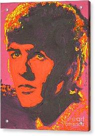 George Harrison Acrylic Print by Eric Dee