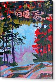 George Lake East Basin Acrylic Print
