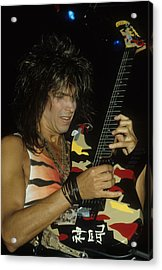 George Lynch Of Dokken Acrylic Print