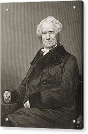 George Miffin Dallas,1792-1864.minister Acrylic Print