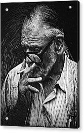George Romero Acrylic Print